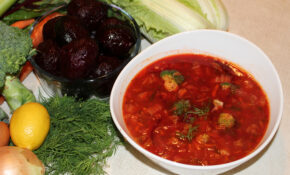 Recipe: Vegetarian Borscht | IEatGreen – Recipes Borscht Vegetarian