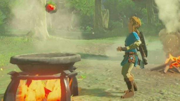 Recipes For All The Elixirs in 'Breath of the Wild ..