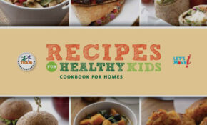 Recipes For Healthy Kids Cookbook – Made By Kids For Kids ..