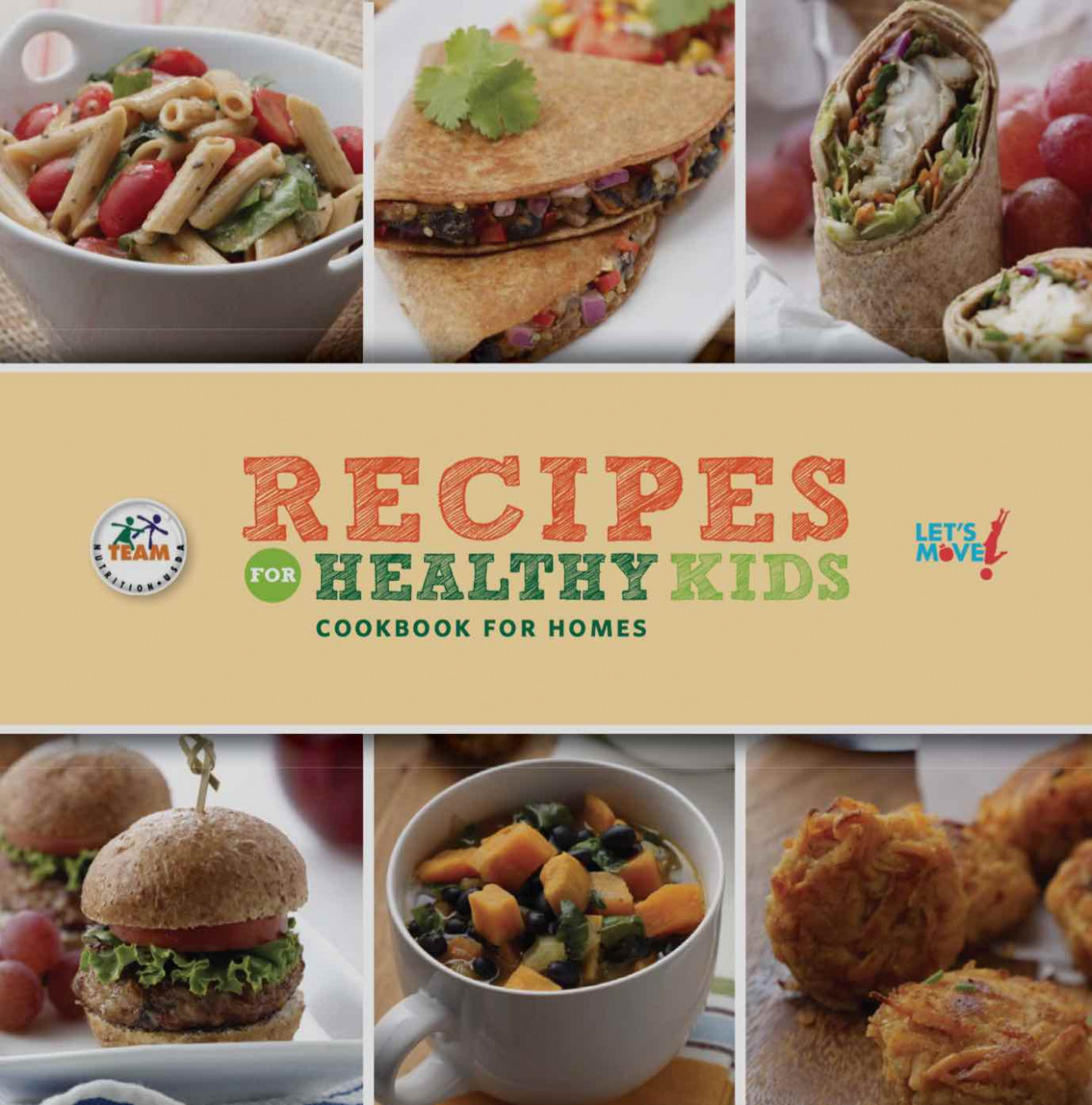 Recipes for Healthy Kids Cookbook - made by kids for kids ..