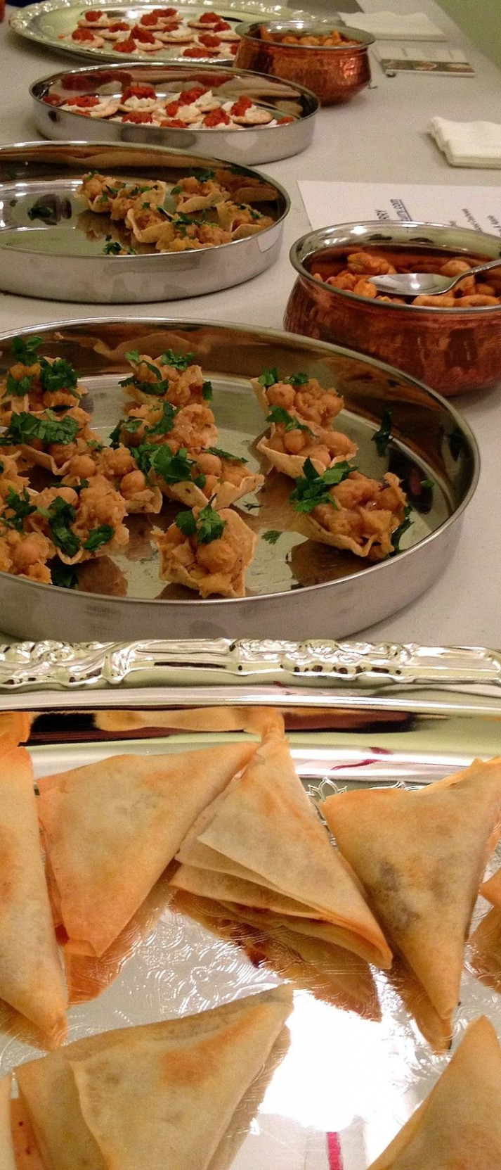 Recipes for Indian finger food ideas - perfect for a ..