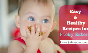 recipes for picky eaters