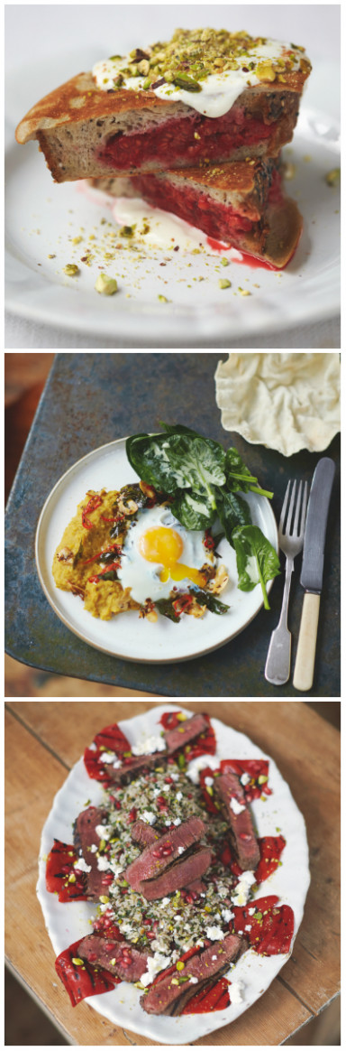 Recipes From Jamie Oliver New Book. Everyday SuperFood ..