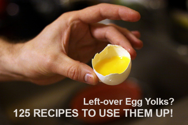 Recipes to Use Up Extra Egg Yolks - Food and Whine - healthy egg yolk recipes