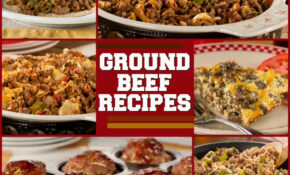 Recipes With Ground Beef Cooked Meat Ark