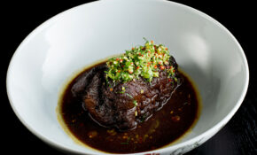 Red Braised Pork Hock With Chilli, Ginger And Black ..