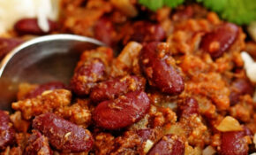 Red Kidney Bean Curry With Lamb (Rajmah Chawal) – Healthy Kidney Bean Recipes