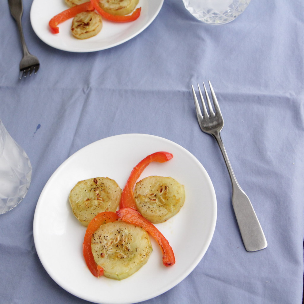 Red Pepper Scallops Recipe - recipes the kitchen food network