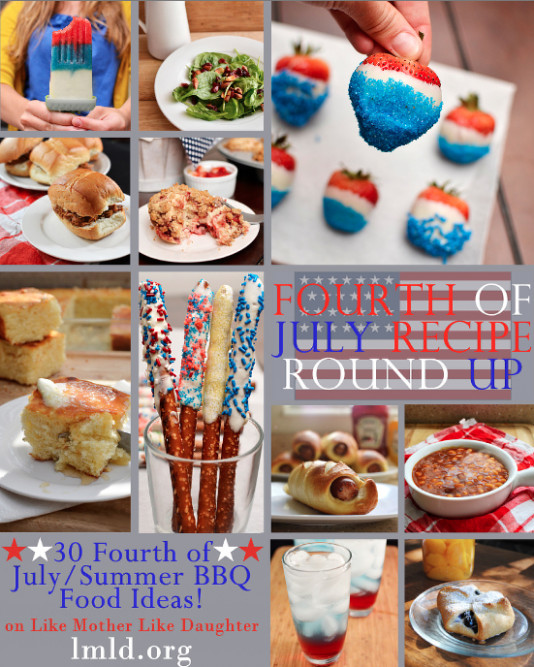 Red White and Blue Pudding Pops - dinner recipes july