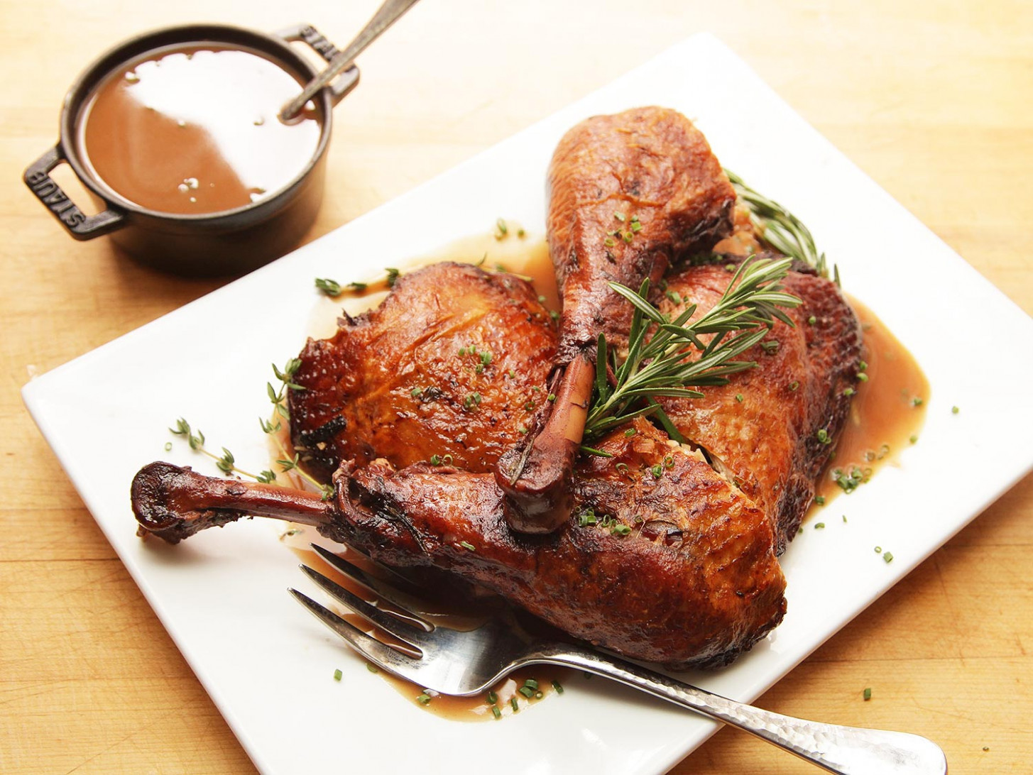 Red Wine-Braised Turkey Legs | The Food Lab | Serious Eats - chicken recipes your food lab