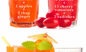 Refreshing Detox Juice Recipes (INFOGRAPHIC) | Health ..