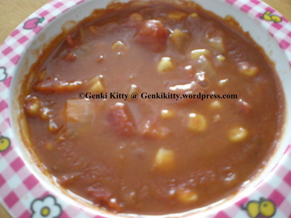 Refried Bean Soup - healthy recipes refried beans