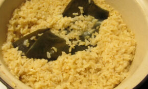 Remove Kombu From Rice