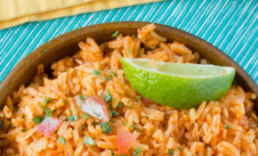 Restaurant Style Mexican Rice – Food Recipes Rice