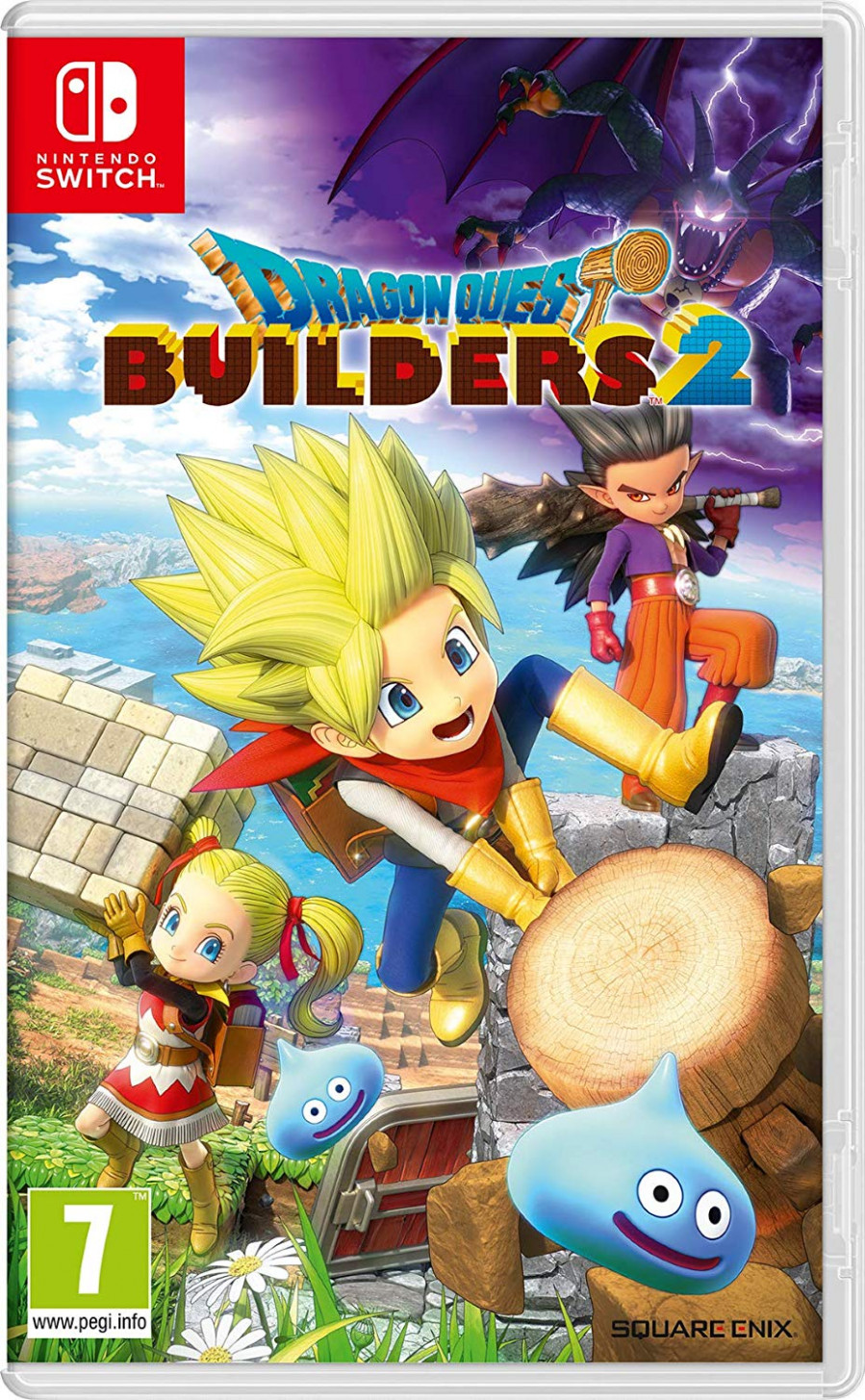 Review: Dragon Quest Builders 11 (Nintendo Switch) | GBAtemp ..