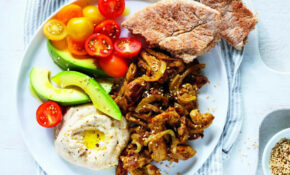 Ricardo's Shawarma Style Chicken Is Quick And Easy To Make ..