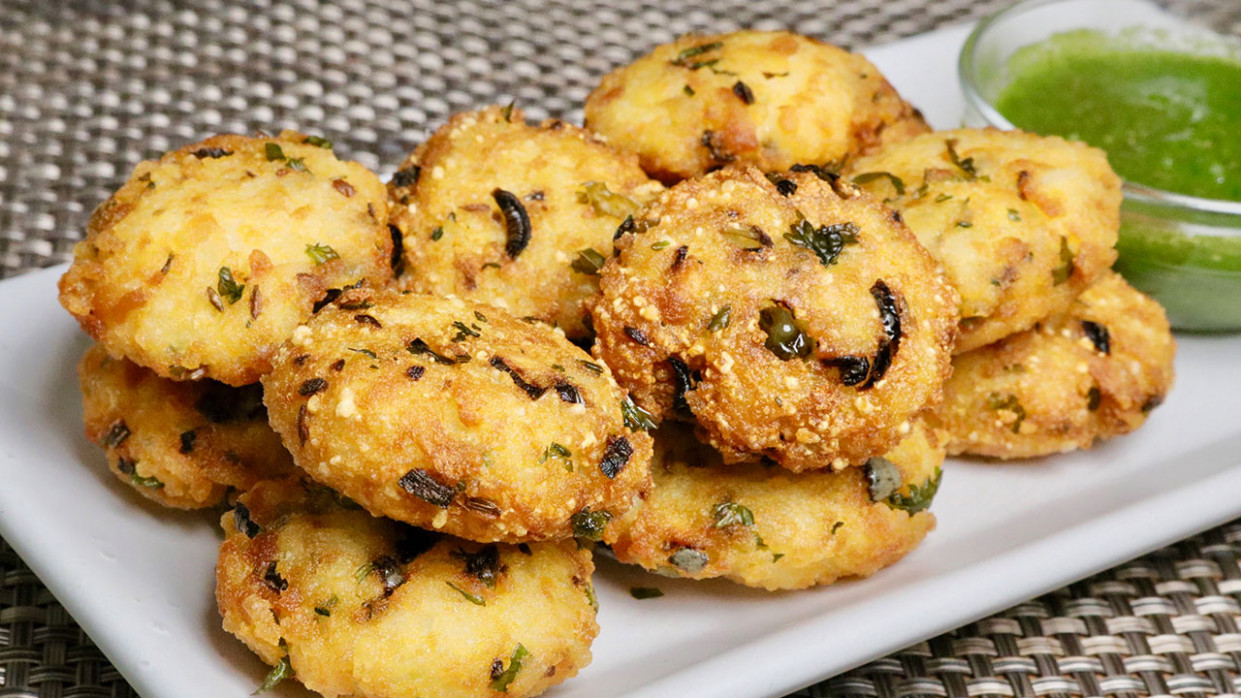 Rice And Potato Cutlets - Manjula's Kitchen - Indian ..