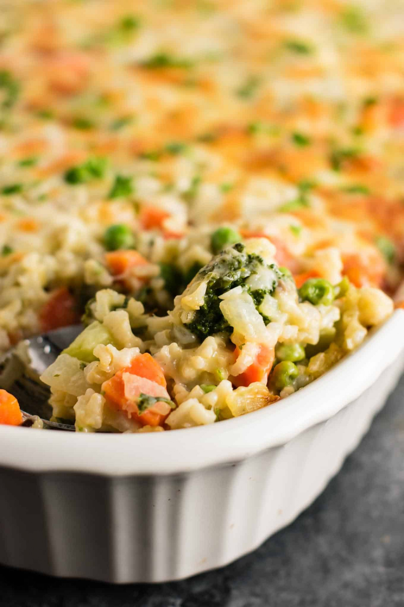 rice and vegetable casserole recipe | Casserole | Vegetable ..