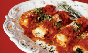 Ricotta And Meat Cannelloni – Ricotta Recipes Dinner