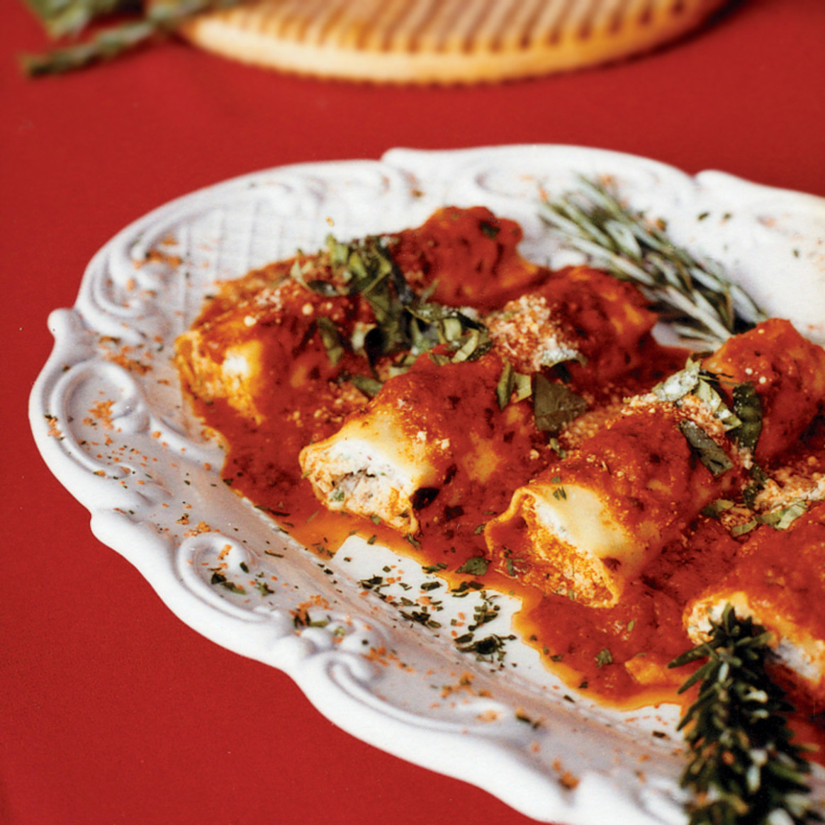 Ricotta and Meat Cannelloni - ricotta recipes dinner