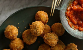 Ricotta And Sage Fried Meatballs Recipe | Bon Appetit – Ricotta Recipes Dinner