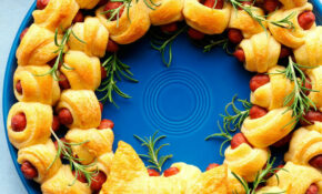 Ring Of Piggies – Recipes Party Finger Food