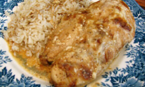 Rita's Recipes: Baked Greek Chicken – Recipes Greek Chicken
