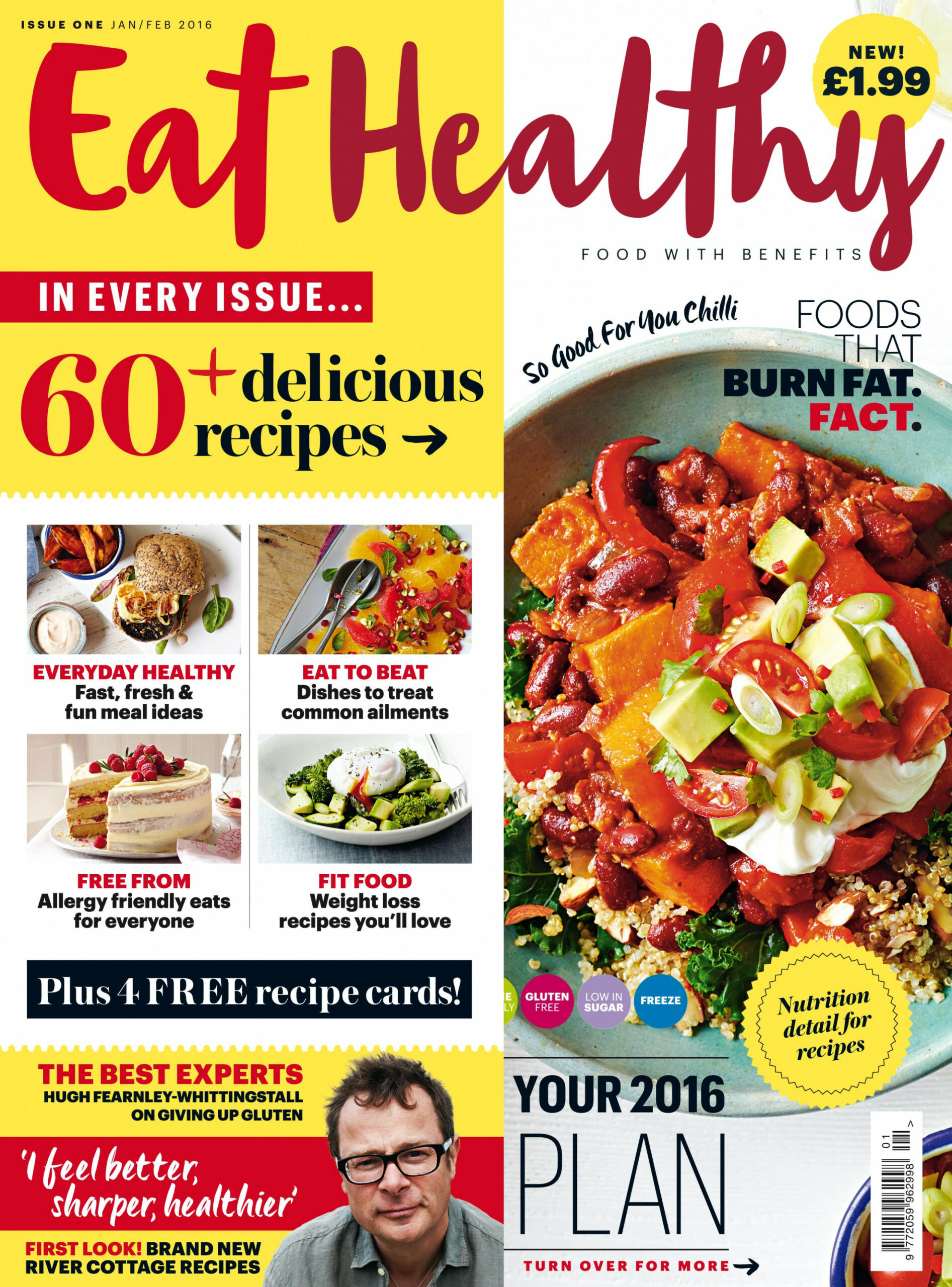 River launches Eat Healthy magazine | News | FIPP