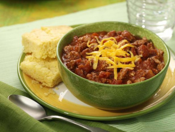 Ro*Tel Quick N Zesty Chili Recipe | Food Network - Food Recipes Ragnarok