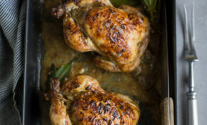 Roast Baby Chickens Stuffed With Pork & Sage – Chicken Recipes For Babies