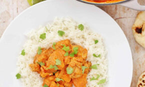 Roast Chicken Leftovers Curry - Easy Peasy Foodie