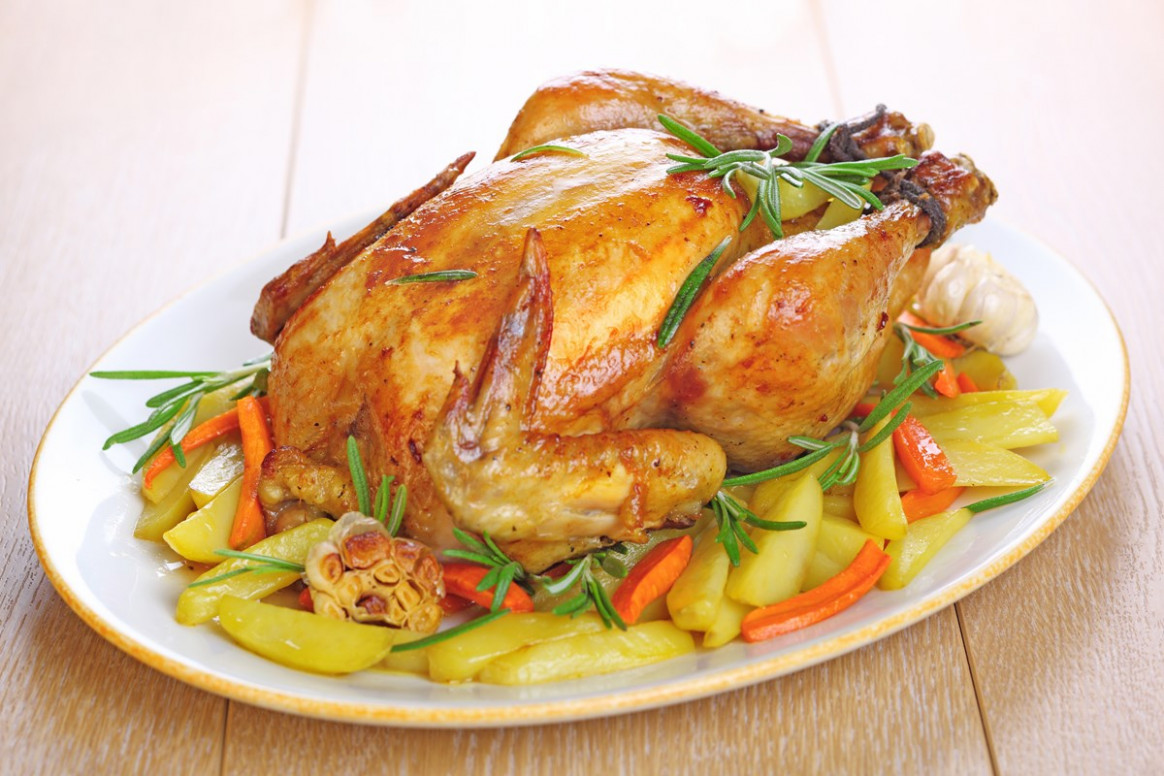 roast chicken recipe eso for Household - food recipes eso