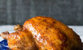 Roast Chicken With Apricot Glaze – Recipes Apricot Chicken