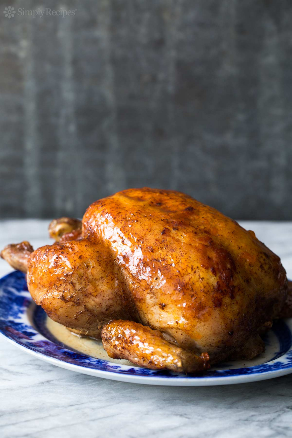 Roast Chicken with Apricot Glaze - recipes apricot chicken