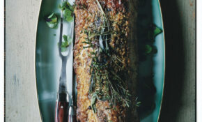 Roast Pork Loin With Garlic And Rosemary – Healthy Recipes Epicurious