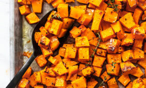 Roasted Butternut Squash – Butternut Squash Recipes Vegetarian