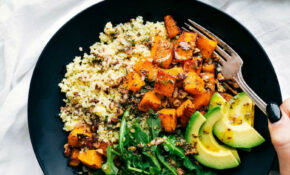 Roasted Butternut Squash Couscous Bowls – Recipes Dinner Bowls