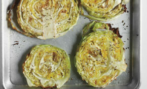 Roasted Cabbage Wedges – Recipes Salad Healthy