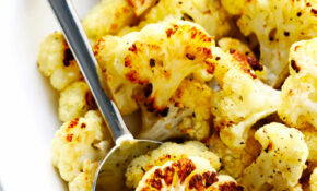 Roasted Cauliflower | Gimme Some Oven – Healthy Recipes Cauliflower