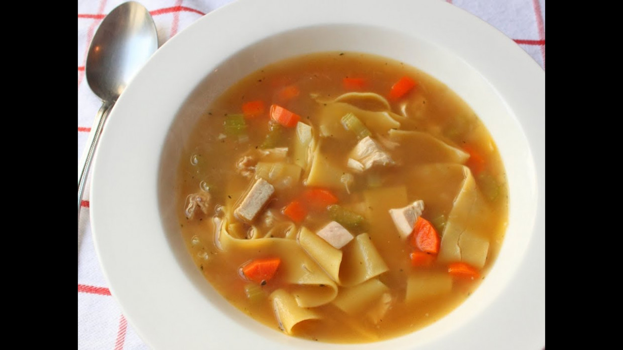 Roasted Chicken Broth Recipe - Part 1 Of How To Make ..