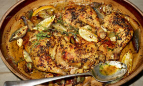 Roasted Chicken Provençal Recipe – NYT Cooking | Dinners ..