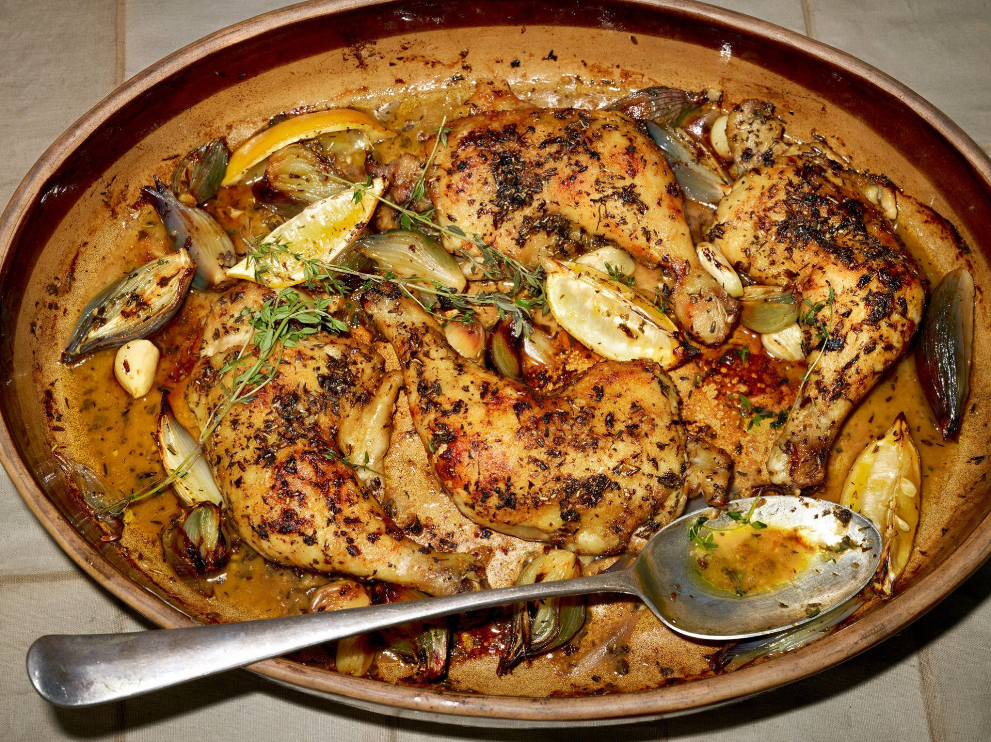 Roasted Chicken Provençal Recipe - NYT Cooking | Dinners ..