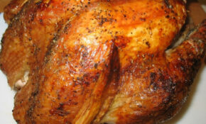 Roasted Turkey On The Char Broil Big Easy | Recipe ..