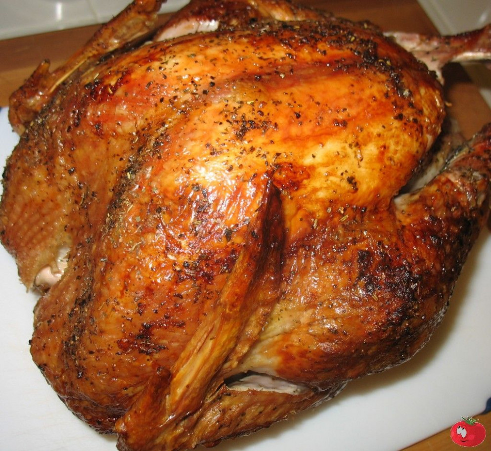 Roasted Turkey on the Char-Broil Big Easy | Recipe ..