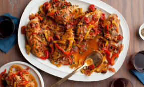 Roman Style Chicken Recipe | Giada De Laurentiis | Food ..