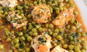 Romanian Pea And Chicken Stew – Romanian Food Recipes