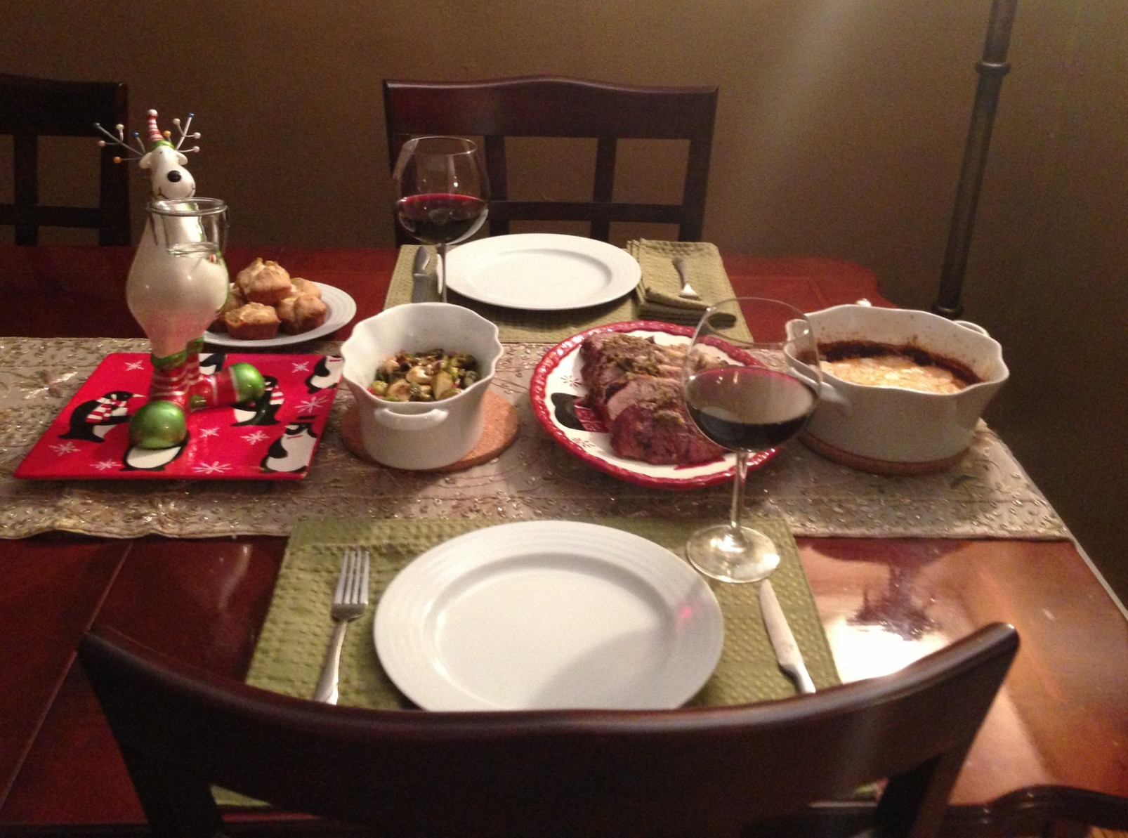 Romantic Dinner Party for Two   Brooklyn Locavore - recipes dinner for 2