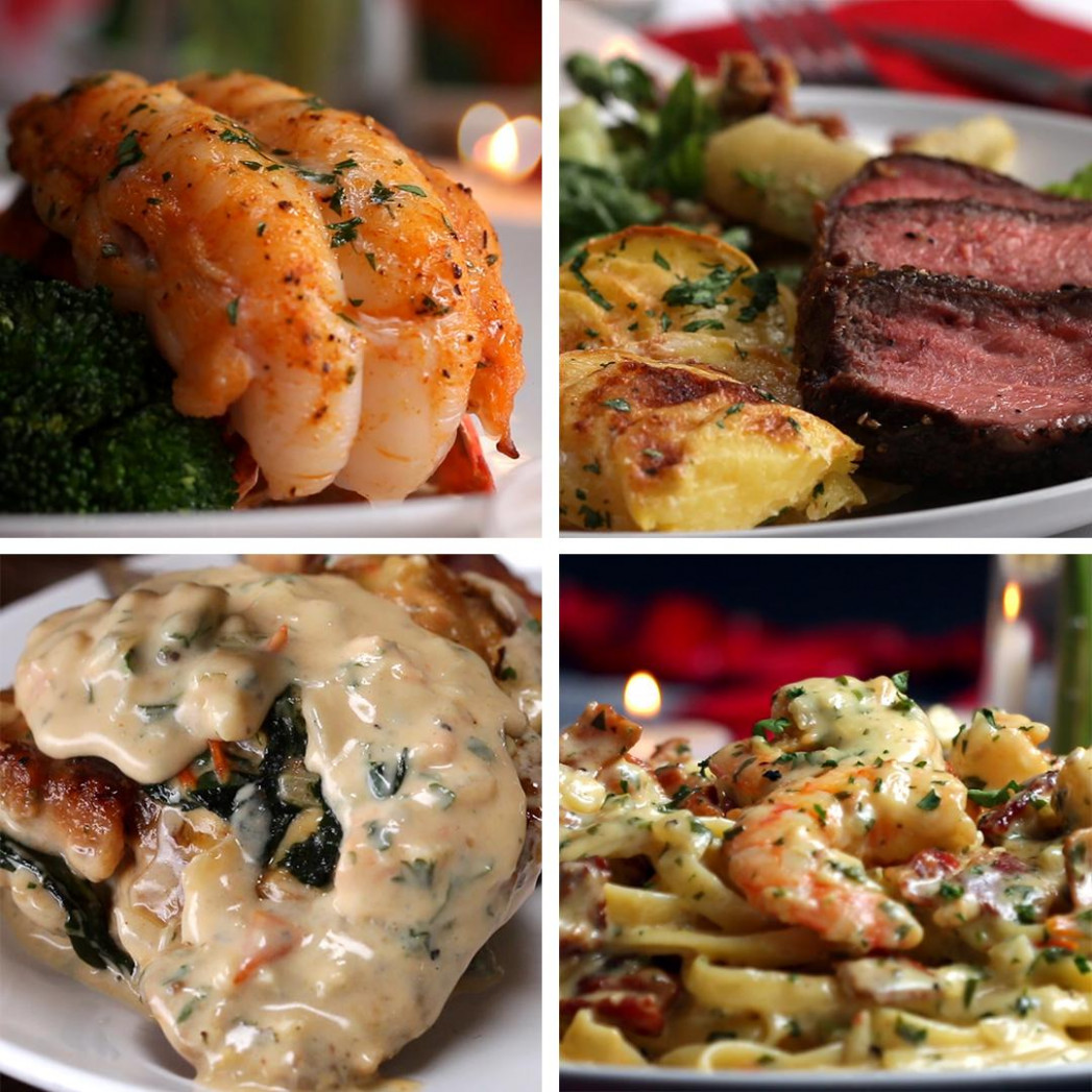 Romantic Dinners For Date Night | Recipes - dinner recipes and ideas