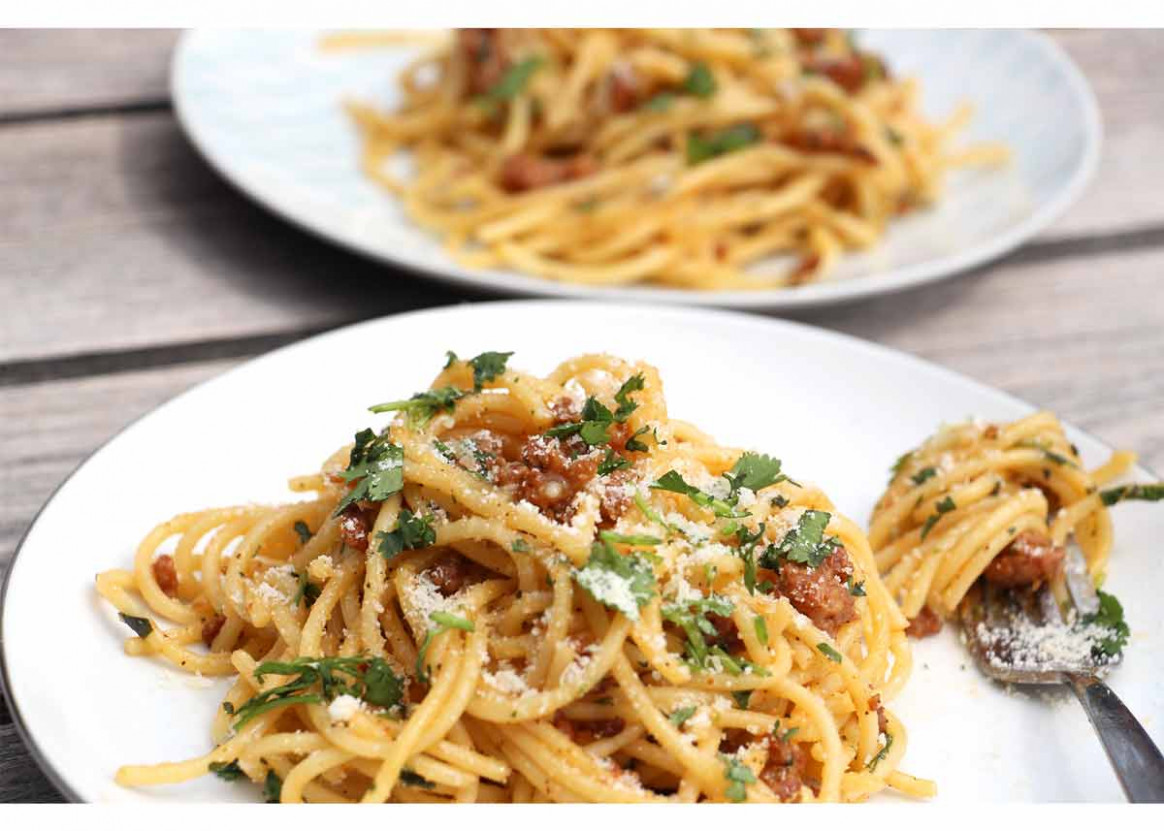 Romantic Pasta Dinner for Two - Chop Happy - recipes dinner for 2
