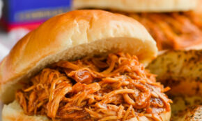 Root Beer Slow Cooker BBQ Chicken Sandwiches – Recipes Bbq Chicken